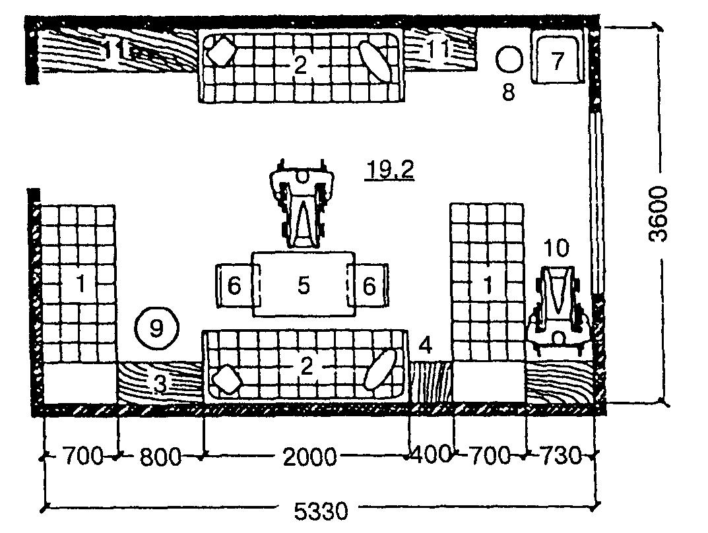 Схема столовой на 100 мест фото 543