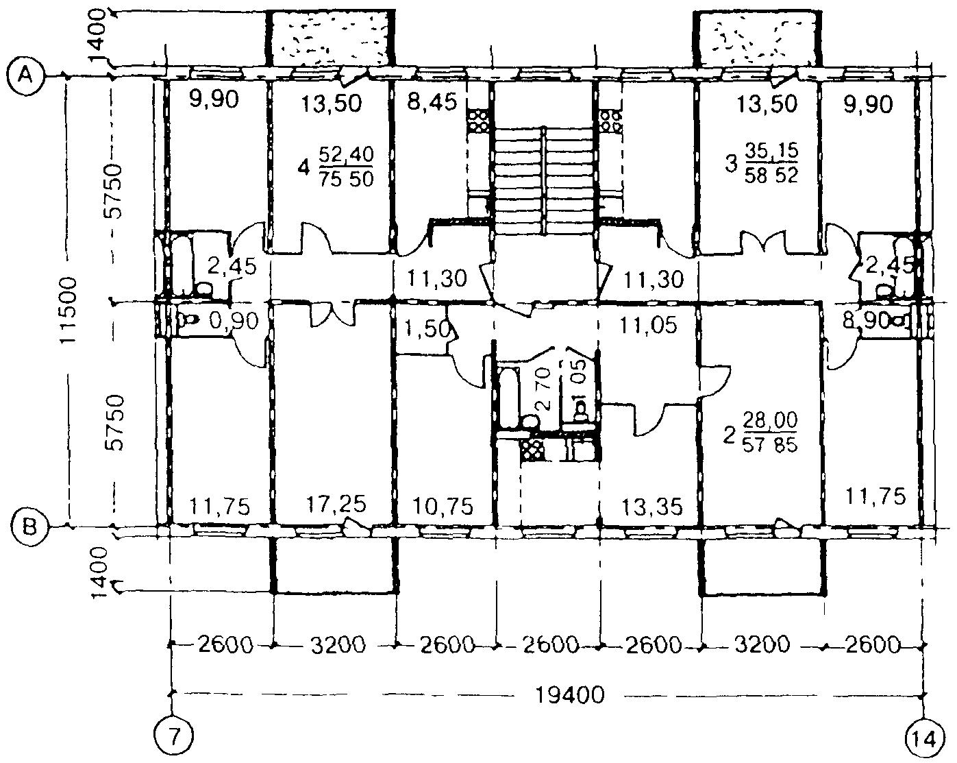 """""""сп 35-114-2003. реконструкция и приспособление зданий для у."""