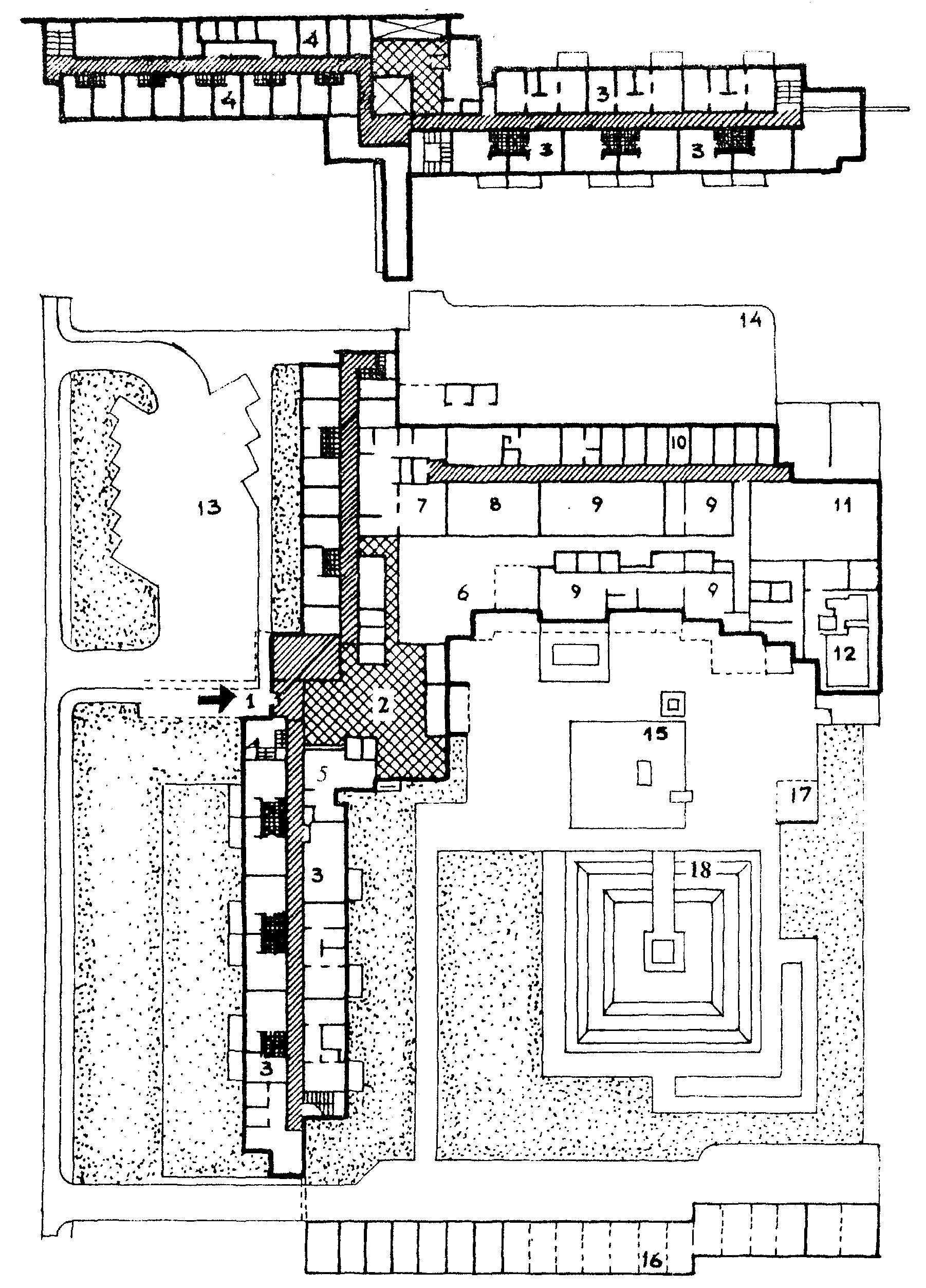 план схема комната психологической разгрузки