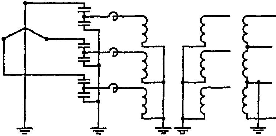 Схема включения однофазных