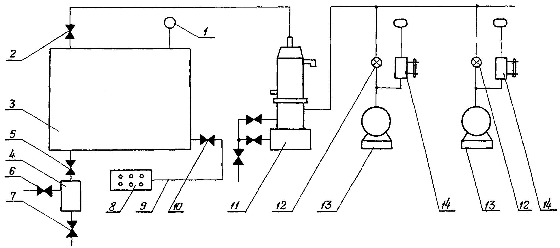 шкаф дутья силового трансформатора схема