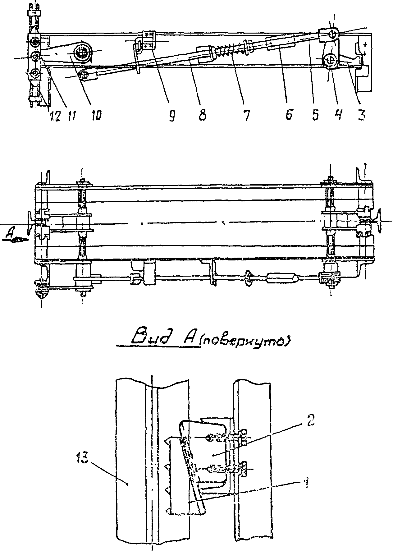 Схемы и приводы автоматических дверей