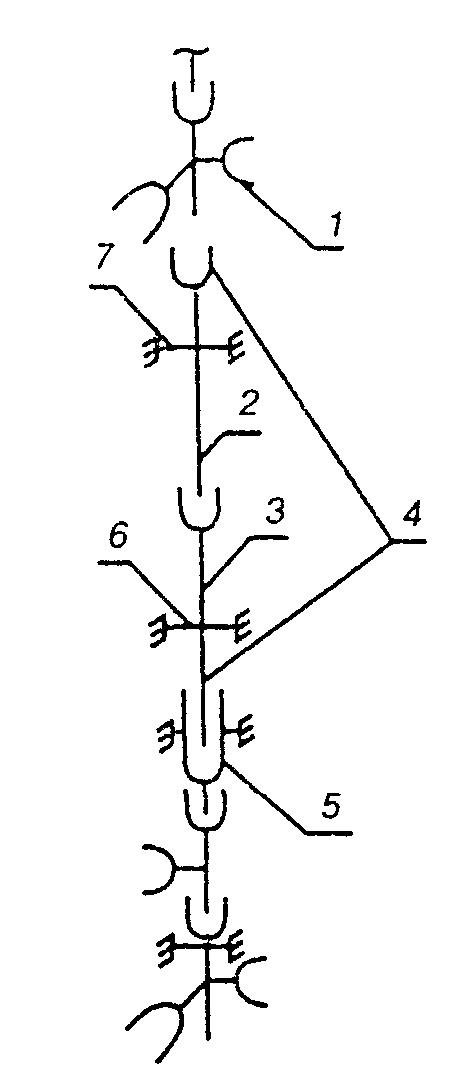 Схема поэтажной сборки
