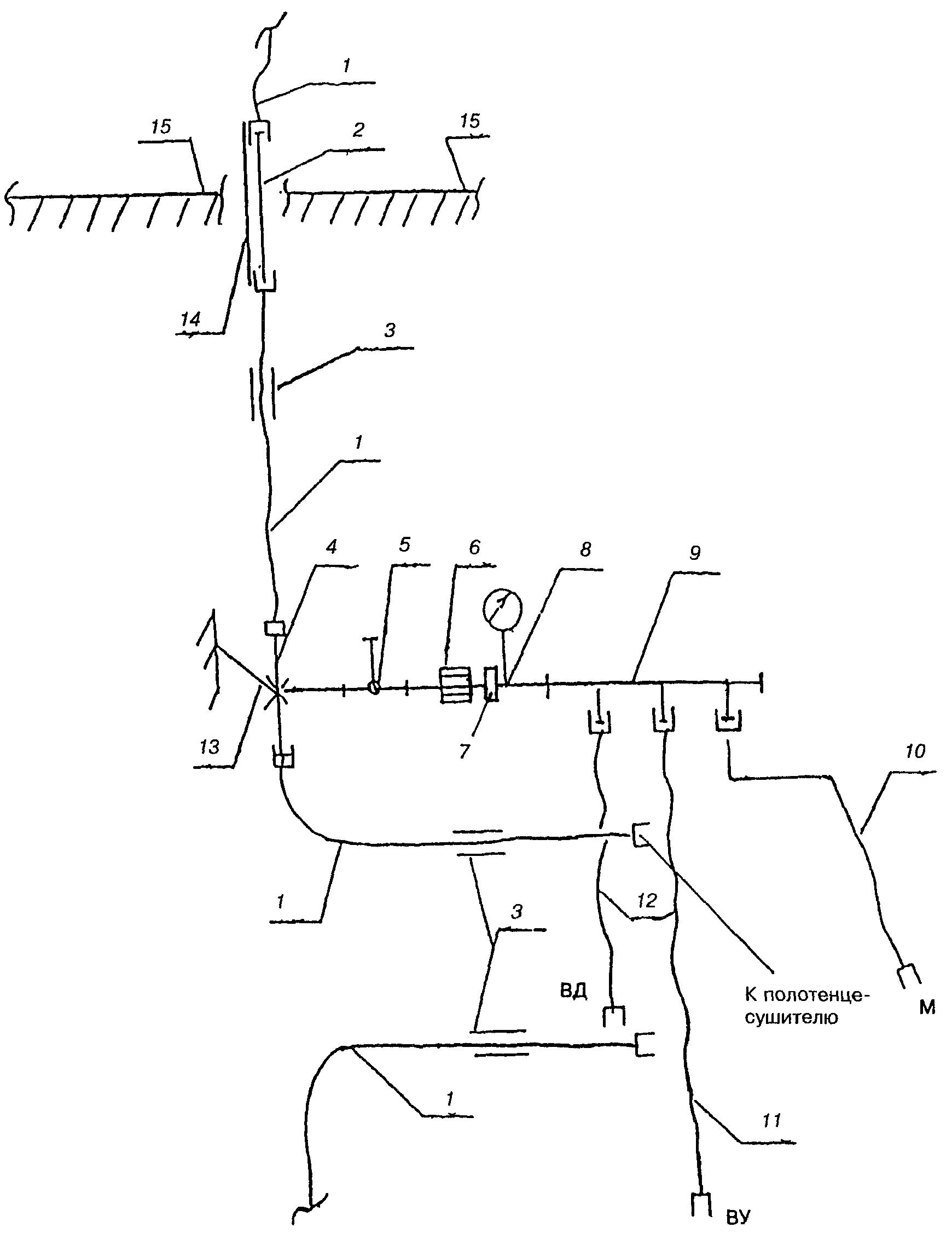 переходная муфта обозначение на схеме