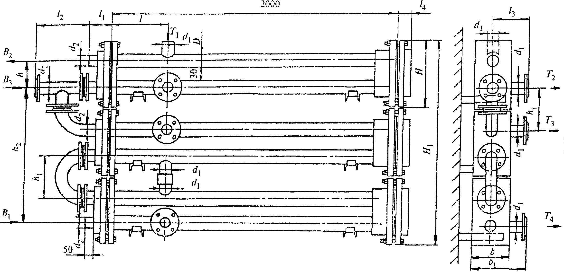 схема котельной с пластинчатым теплообменником св76-30н