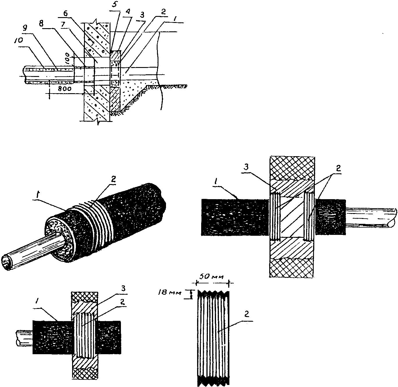 Алюминиевую гидроизоляцию