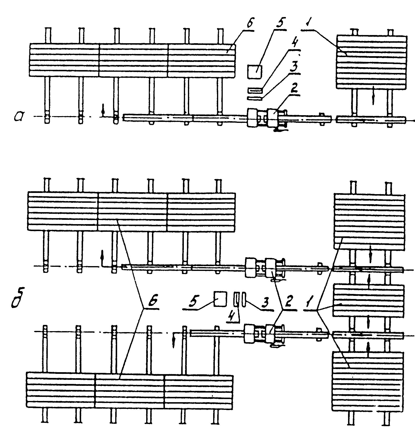 цикл работы раструбного станка схема электрическая