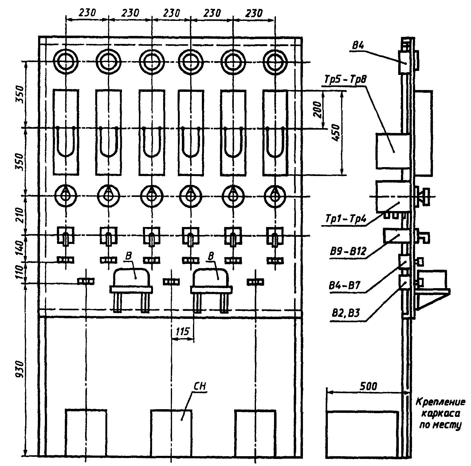 Пример офшорной схемы