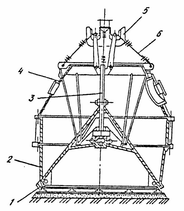 схема электро оборудования автомобиля луаз.