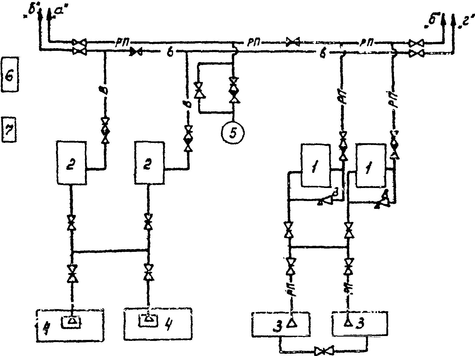 Электрическая схема сетевого адаптера компьютера