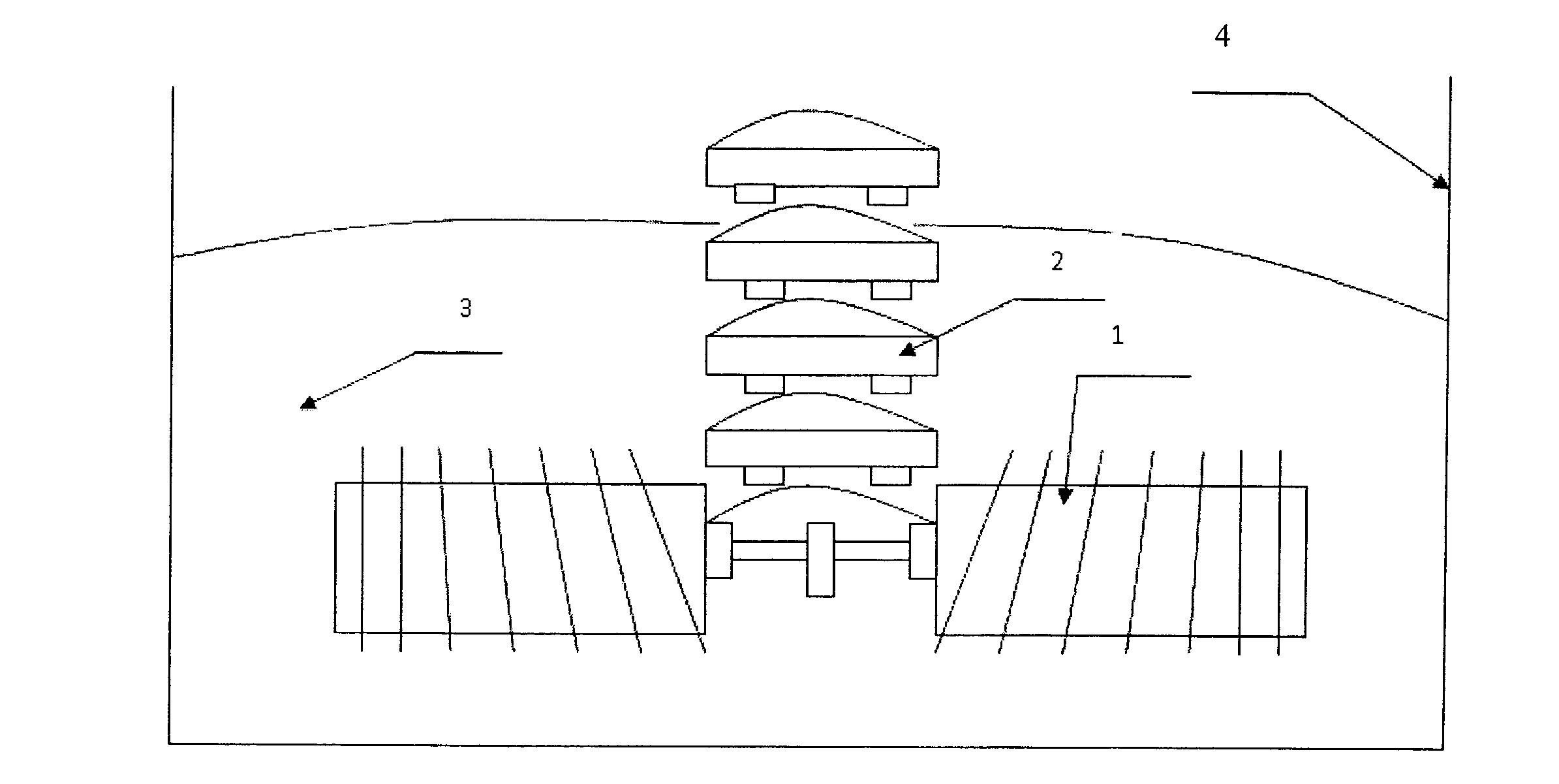 В. 1. Приложение. шнек.  2 - ленточный скребковый конвейер.  4 - стенка бункера перегружателя. трехшаговый.