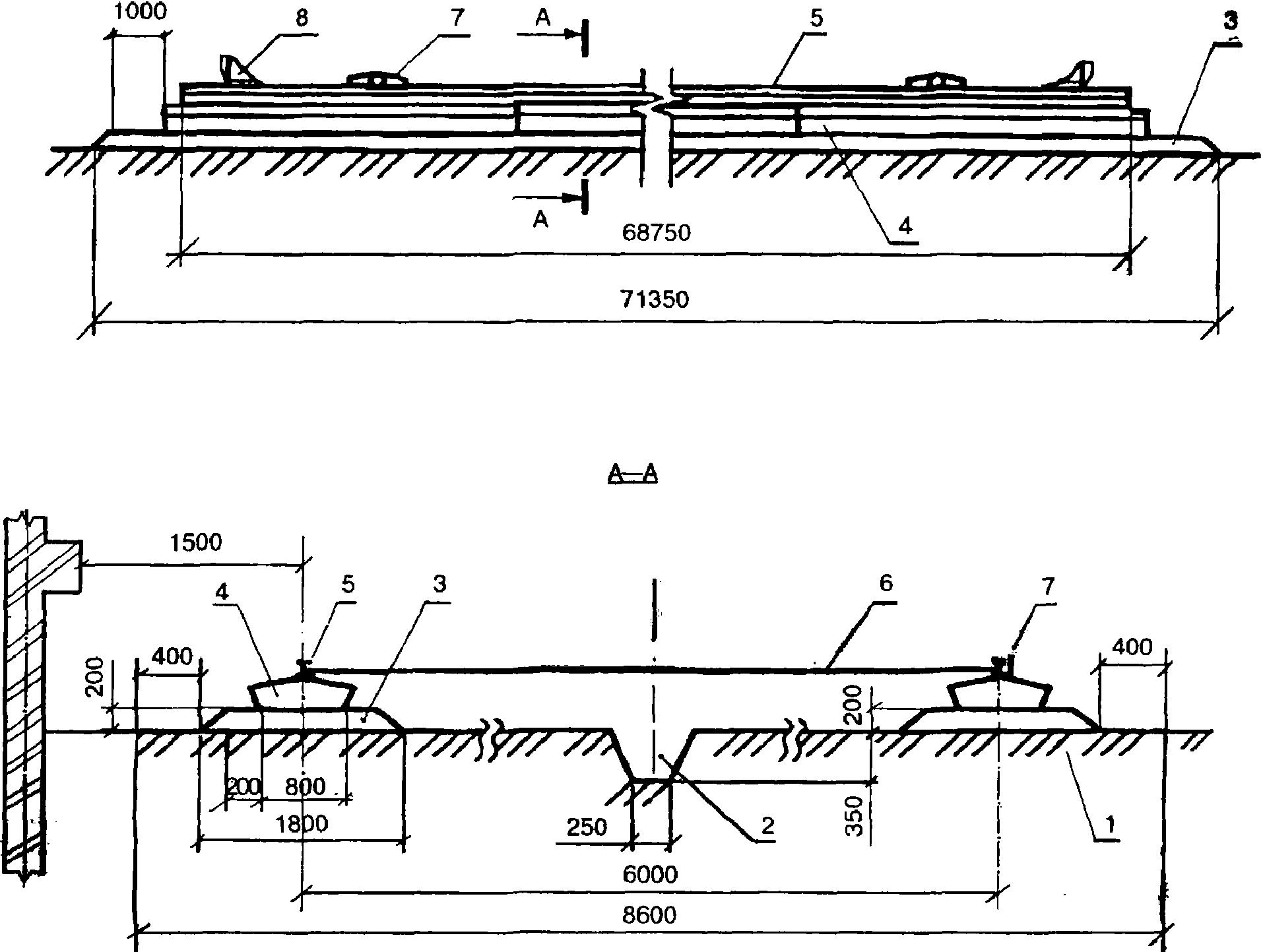 Балки подкрановых путей БРП 628328
