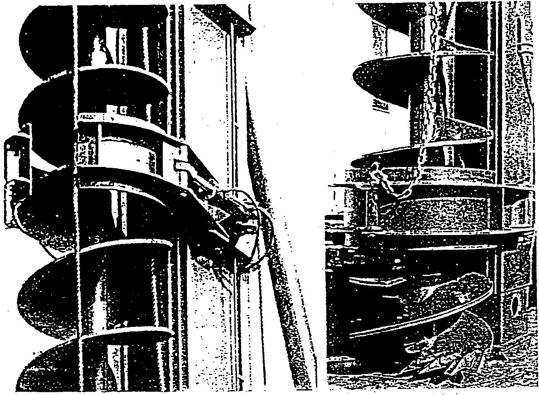 образец исполнительной схемы буровой сваи