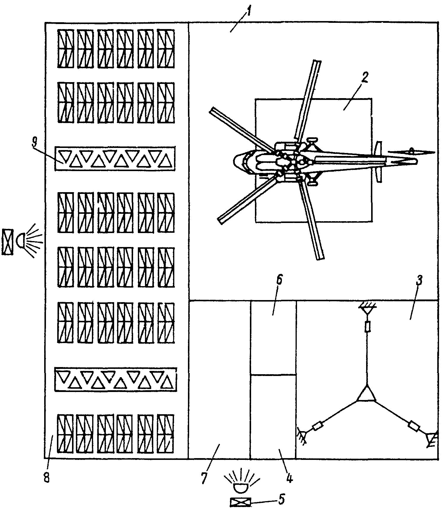 Руководство по проектированию вертодромов и посадочных