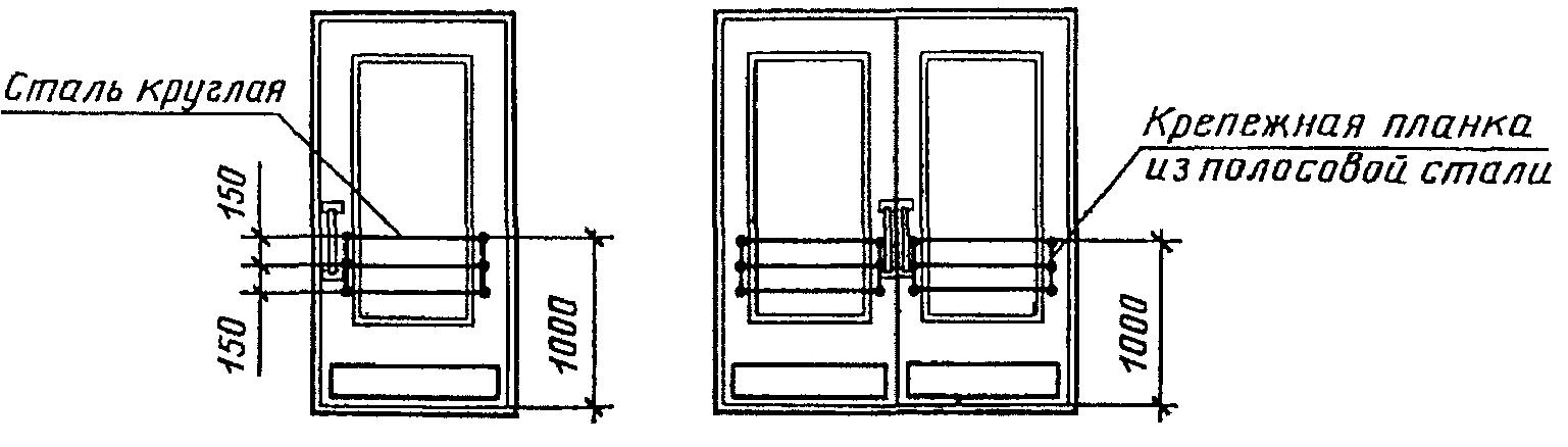 цена двери металлические наружные для жилых и общественных зданий