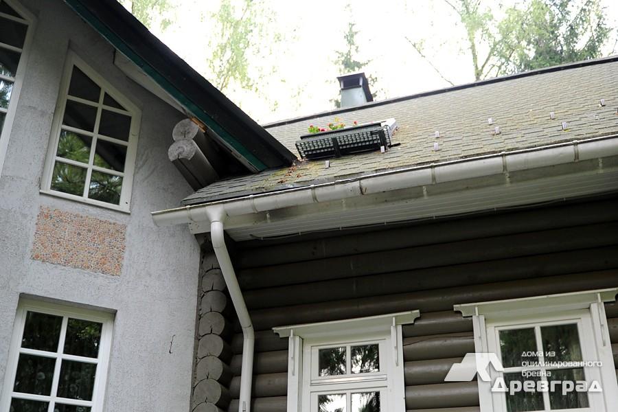 Оцилиндрованный дом внутренняя отделка фото