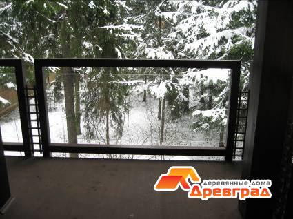 Дизайн и отделка балконов в индивидуальном стиле