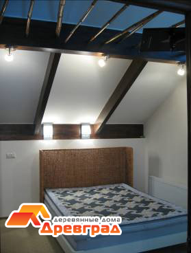 Максимальная проработанность спальни