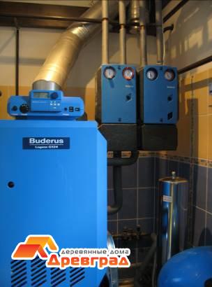 Монтаж систем отопления ведущих мировых производителей