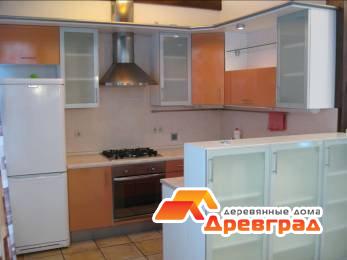 Закладка электрики под будущее расположение кухонного оборудования
