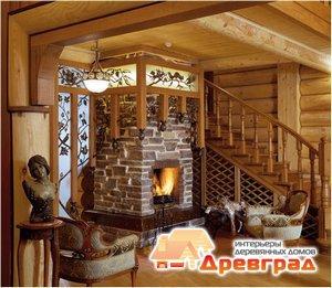 Отопление деревянного дома в москве