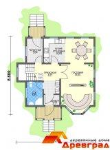 Дом по канадской технологии «Дворец»