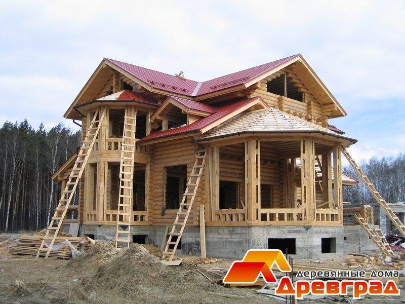 Строительство каркасных домов по канадской технологии от ДревГрад