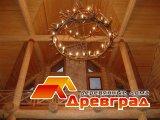 эксклюзивные проекты деревянных домов