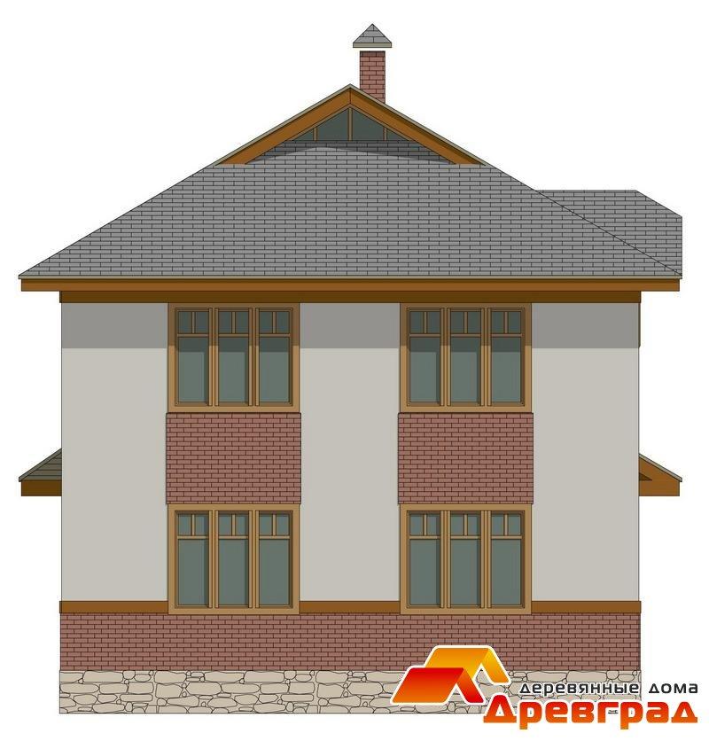 Канадский дом жуковка в москве