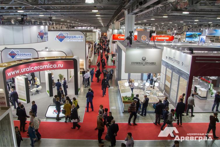 """Доклад """"Можно ли построить качественный деревянный дом за 500 000 рублей?"""" на международной строительно- интерьерной выставке BATIMAT RUSSIA в г. Москва (Крокус Экспо) 5 апреля 2016г."""