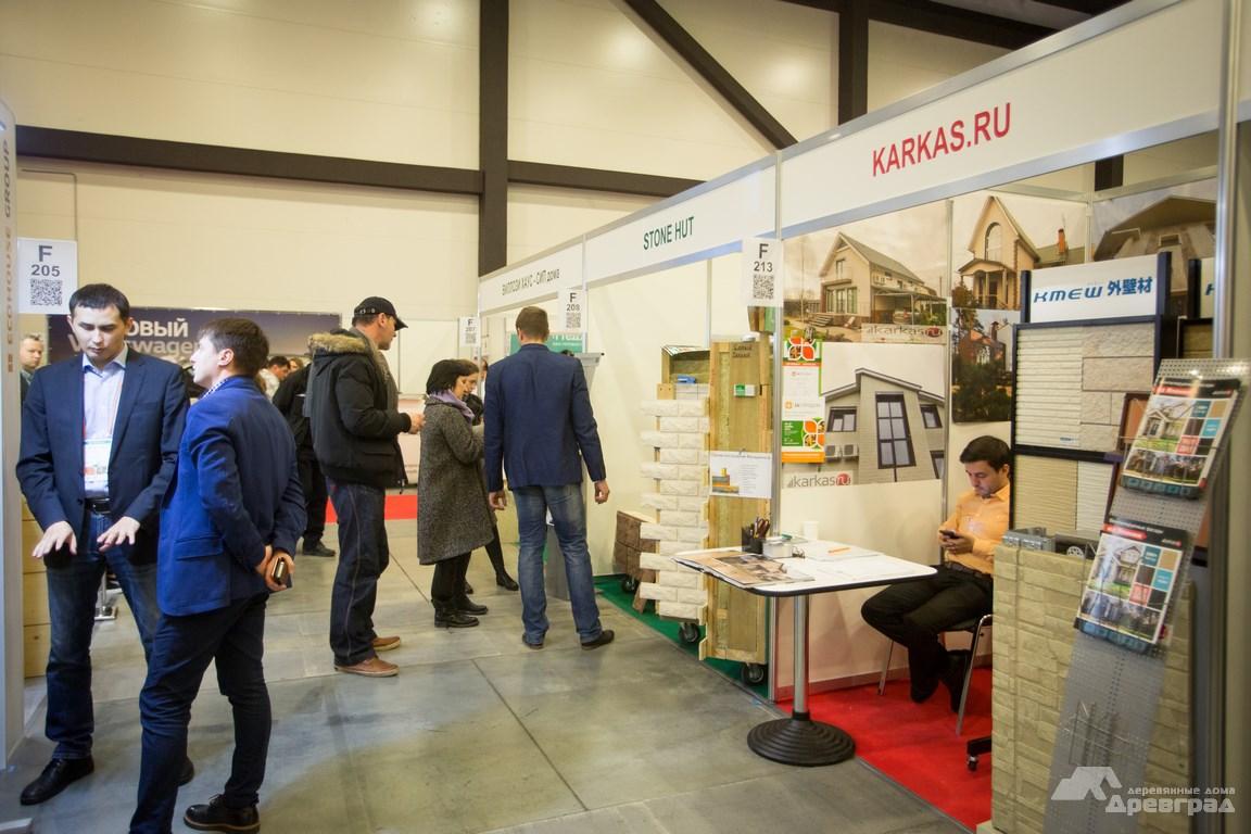 """Доклад """"Насколько надежны SIP-панели в малоэтажном домостроении?"""" на выставке """"ЗАГОРОДОМ"""" 25-27 ноября 2016г."""