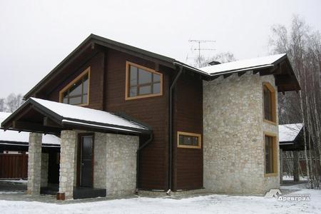 Неповторимые фотографии домов из