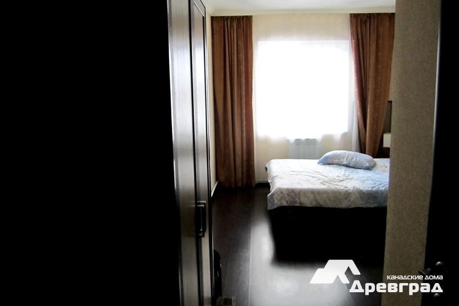 дома из оцилиндрованного бревна одноэтажные фото