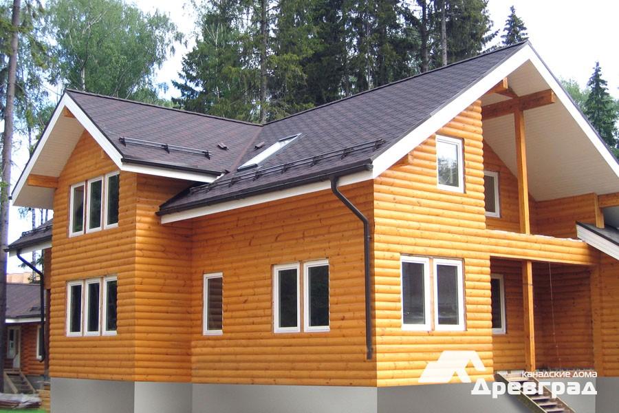 Летнее фото канадских домов (6)