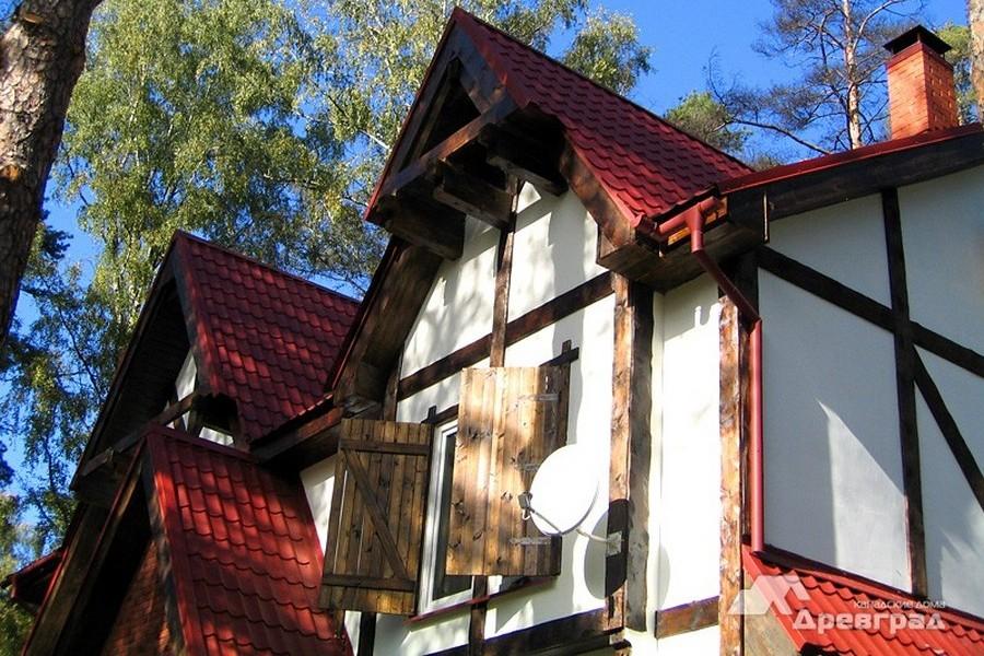 канадский дом внутренняя отделка фото