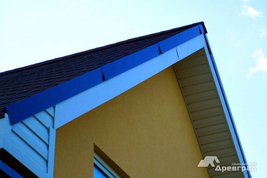 фото домов по каркасной технологии