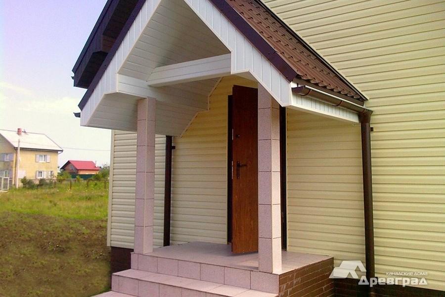 каркасные дома интерьер фото